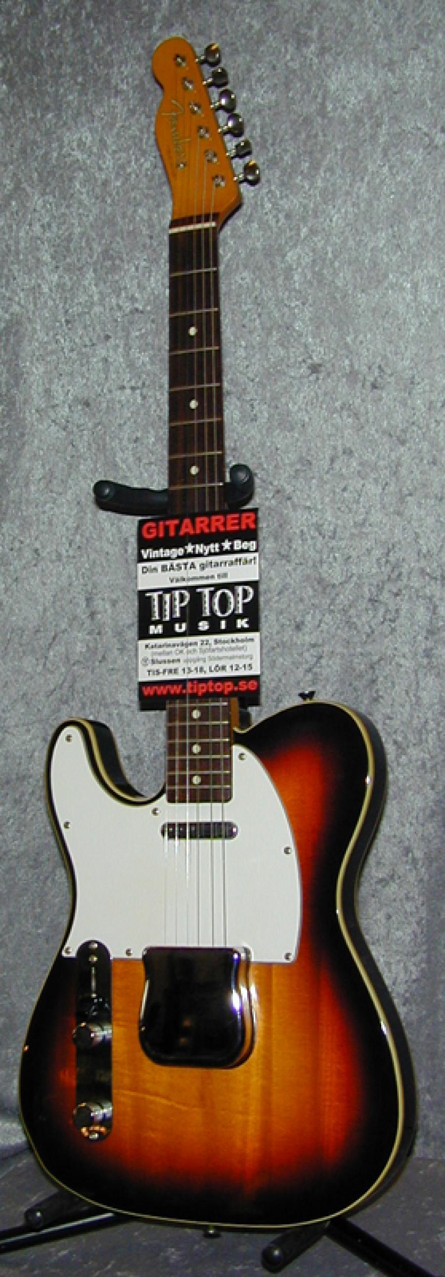Close     Fender Telecaster Custom -62 Reissue